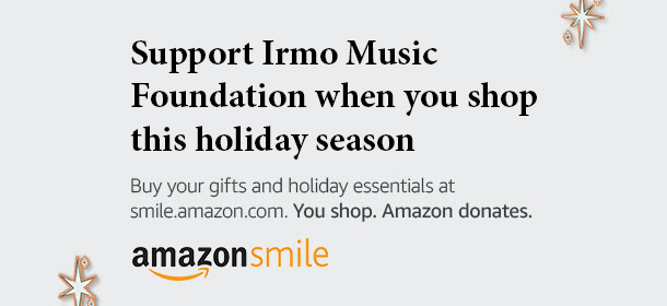 Support IMF when shopping at Amazon
